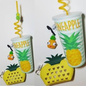 Everything Is Going To Be Fineapple Sipper Bundle